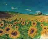 LG 0114 - Colori di Toscana - olio su tela - cm. 60x40