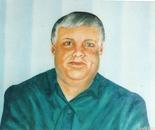 LG 0140 - Ritratto di Pietro - olio su tela - cm. 50x40