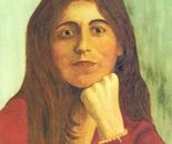 LG 0146 - Ritratto di Elena - olio su tela - cm. 35x45