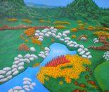 LG 0327 - La Primavera - olio su tela - cm.35x50