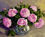 """"""" Чайные розы """""""