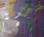 Mixed Media on canvas 140x180 cm