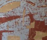 Mixed Media on canvas 90x120 cm