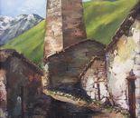 Tower in Svaneti