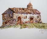 Basilica in Kartli