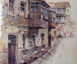 Old house in Abanotubani