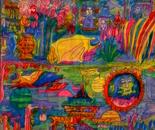 Overlying Eastern/Maya Worlds