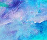 Turbulent Blue