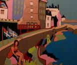"""""""Saint-Malo, the beach"""""""