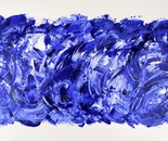 Colors of Yves Klein-Waves!