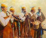 Making Music the Morocccan Way