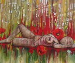 Lying with Poppies