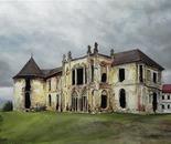 Bánffy Castle in Romania