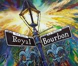 Boutbon Street Sign