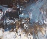 Angel, 2013, Mischtechnik auf Leinwand, 120x160cm
