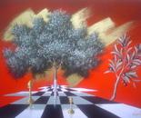 2 olive Tree 100X70m 1.850e