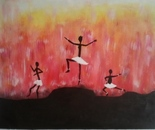 Abstract Dancing