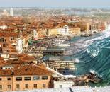 Panic in Venice