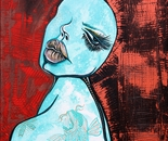 Turquoise Girl