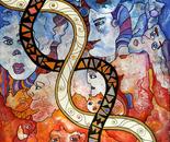 Spirals flow