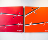 Barbwires Canvases