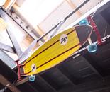 31 racing Formula longboard