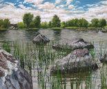 Lake Vuoksa