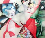 """l'opera : Omaggio a """"Chagall"""""""