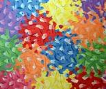 Joyous colours
