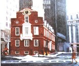 """The Old Statehouse"""