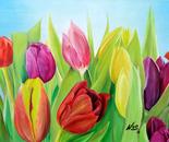 Tulips Kisses