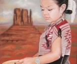"""Navajo child"""