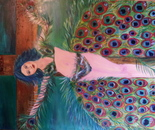 Peacock Lady