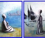 Hope-Waiting - Private Collection