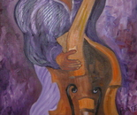 Bass for Ron Carter