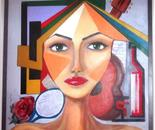 Modern Woman - Private Collection