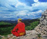 Thinking Lama