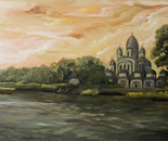 Flavours of Bengal 7_Ganges_Dakshineswar Temple