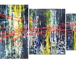 """Allegro"", triptych, all parts"