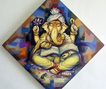 Very attractive and beautiful Ganapati