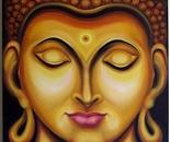 Gautam Buddhas face I