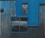 Siding Series in Blue