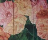 rosegarden (180 cm x 120cm)