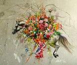 Horse Al-Tar Roses and Magnolias - 2015