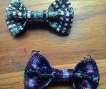 Puttin' On the Ritz bow tie necklace