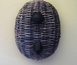 post african american droid mask