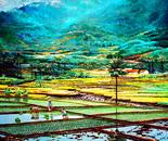 Land of Hope (2002) 100x130 cm