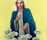 Ten Roses for Mary