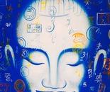blue-headed Buddha