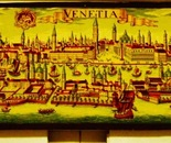 tapestry of historical Venice